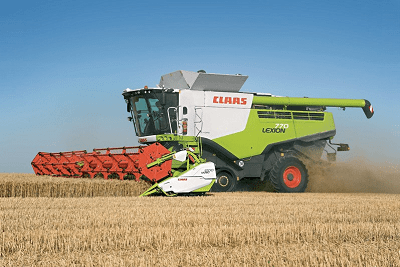 claas agriculture