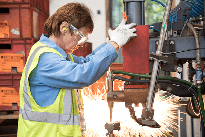 projection welding sales boost